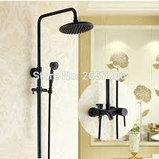 Bathroom Faucet And Shower Sets Free Shipping Hotel Bathroom Shower Set Wall Mounted Copper Bath