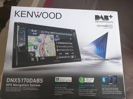 Garmin Map Update Kenwood Dnx5170dabs 2 Din Navigation With Bluetooth In