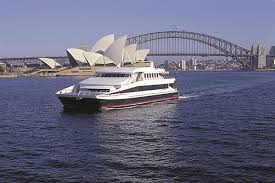 sydney harbour cruises sydney sights with the works magistic harbour lunch cruise