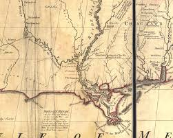 South Louisiana Map by Old Louisiana Map Map