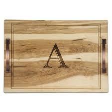 monogrammed serving dishes martins homewares ambrosia monogrammed carved platter size 18 w