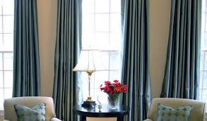 Kitchen Curtains Walmart by Phenomenal Design Of Appealing Blue Window Curtains Trendy