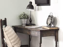 Diy Writing Desk Diy Farmhouse Writing Table Free Plans Cherished Bliss