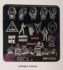 midnight stamper pop art zombies ft bundle monster house of