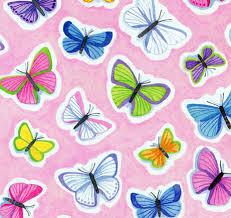 butterfly scrapbook paper designed by nancy heard creative