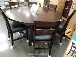 counter height table ikea counter height round table and chairs dining room gorgeous gray