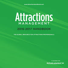 Discount Electrical Thunderbolt Theme Attractions Management Handbook 2016 2017 By Leisure Media Issuu
