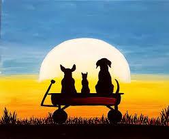 best 25 dog paintings ideas only on pinterest dog art pet