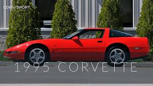 1995 c4 corvette ultimate guide overview specs vin info