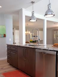 Stainless Steel Pendant Light Fixtures Amazing Of Stainless Steel Kitchen Light Fixtures Pertaining To