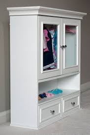 clothes cupboard bathroom cabinet doll clothes wardrobe storage anna s bday party