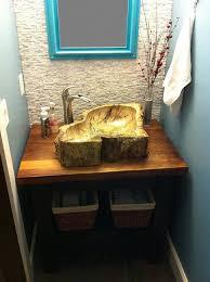 bathroom sink stone sink basin black vessel sink bathroom sink