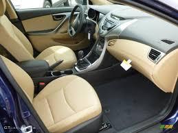 2013 hyundai elantra coupe gls beige interior 2013 hyundai elantra gls photo 64330306 gtcarlot com