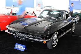 what year was the split window corvette made 1963 chevrolet corvette sting split window pics info