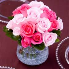 roses centerpieces wedding centerpieces light pink roses centerpieces global