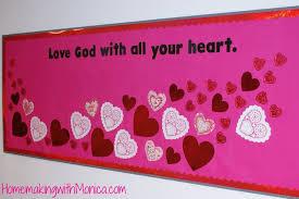 New Year Notice Board Decoration by Church Bulletin Board Ideas Valentine U0027s Day Church Bulletin