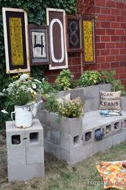 107 best concrete block gardens images on pinterest gardening