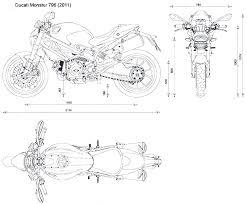 blue print size bikes blueprints of motorcycles free motorcycle blueprints