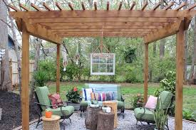 Home Depot Pergola by Our Patio At Haven Thewhitebuffalostylingco Com