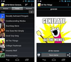 Android Meme Generator - what are the best meme generator apps for android quora