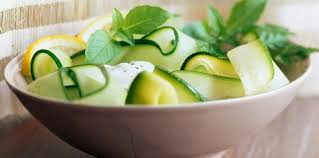 recette de cuisine pour le soir salade de concombre légère pour le soir facile et pas cher