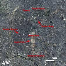 Kathmandu Nepal Map by Kathmandu Nepal The City Of Hinduism And Buddhism 2010 Jaxa