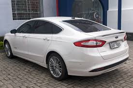 ford fusion hybrid wikiwand