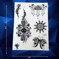 pendants designs henna temporary makeup