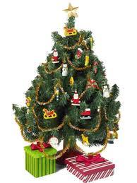 set of christmas trees ne wall