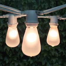 vintage c9 bulb u0026 string lights bright ideas partylights com