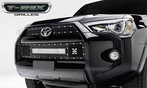 jeep light bar grill torch series grilles