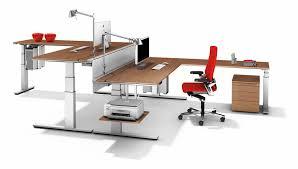 Height Of Office Desk Height Adjustable Desk Office Home Design Ideas