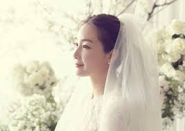 after wedding choi ji woo shares gorgeous bridal photos after wedding soompi