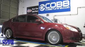 custom subaru legacy 2015 cobb tuning dyno 269 whp 324 ft lbs 2012 subaru legacy 2 5gt