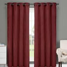 Burgundy Velvet Curtains Burgundy Velvet Curtains Wayfair