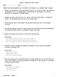 chapter 3 essays and short answer slavery atlantic slave trade