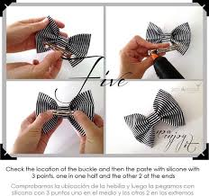 how to make your own hair bows diy bow tie hair clip diy hair accessories diy hair diy
