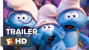 smurfs lost village official trailer 1 2017 animated