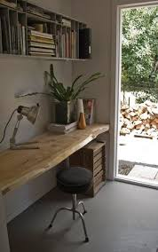 Building A Wooden Desktop by 25 Best Floating Desk Ideas On Pinterest Industrial Kids