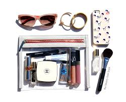 truffle clarity clutches the beauty look book