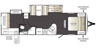 Outback Floor Plans 2013 Keystone Rv Outback Terrain Series M 321 Tbh Specs And