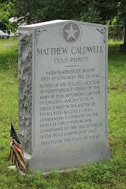 quotes in spanish for headstone mathew caldwell wikipedia