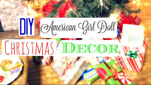 diy american doll decorations