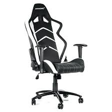 fauteuil de bureau belgique chaise bureau but akracing player gaming chair blanc sige pc