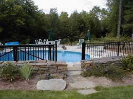 Backyard Fences Ideas by 141 Best Pool Fencing Ideas Images On Pinterest Fencing Pool