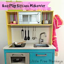 Free Kitchen Makeover Contest - make a sideboard with this easy ikea ivar cabinet makeover