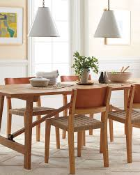 Teak Dining Room Tables Crosby Teak Dining Table Tables Serena And