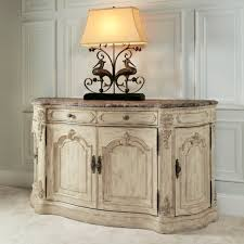 american drew jessica mcclintock boutique buffet w marble top