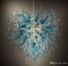 Italian Chandeliers 100 Blown Glass Italian Chandeliers Flower Lighting Modern