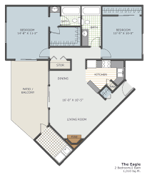 daytona beach fl apartment anatole floorplans